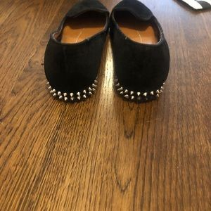 Shoes - Dolce vita black studded back flats